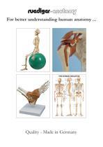 For better understanding human anatomy ...
