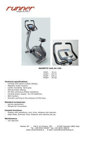 BIKE MAGNETICA EM-7409