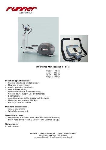 MAGNETIC ARM JOGGINGEM-7440