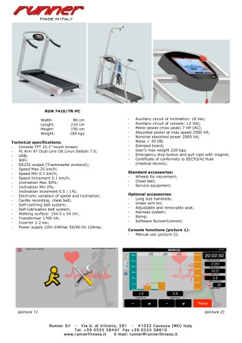 RUN 7410/TR-PC