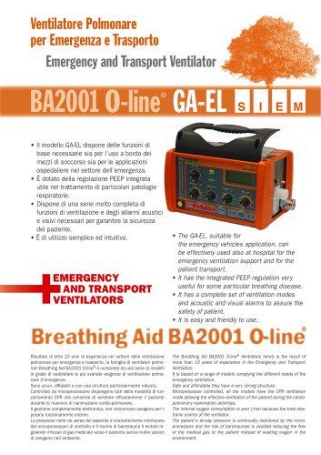 BA2001 GA-EL OL