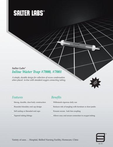 7000, 7001 Inline Water Trap SLC-3311