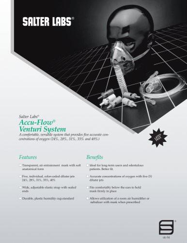 Accu-Flow® Venturi System SLC-5411