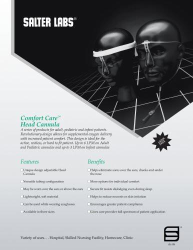 Comfort Care? Head Cannula SLC-0611