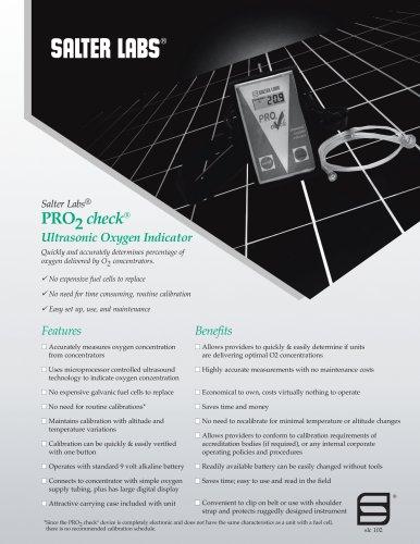 Pro2 Check® SLC-10211