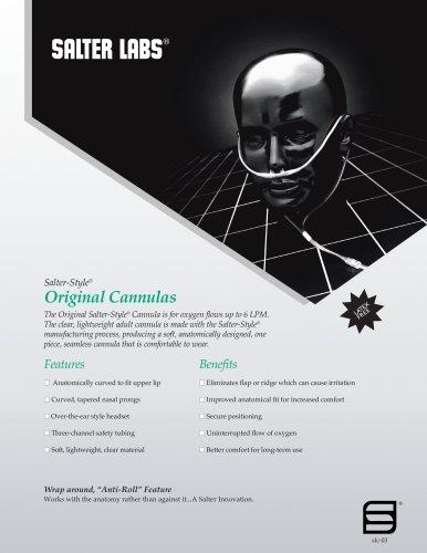 Salter-Style® Original Cannula & Conventional Cannula SLC-0311