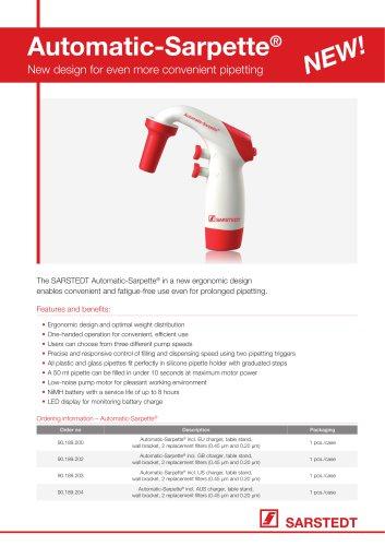 Automatic-Sarpette®