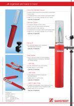 Catheter quiver/Tube Holder - 2
