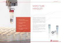 IVARO Tube Handler - 2