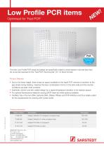 Low Profile PCR items - 1