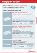 Multiply® PCR Plates - 3