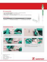 S-Monovette® POC Collect Kit - 3