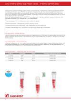 Screw Cap Micro Tubes - 6