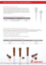 Screw Cap Micro Tubes - 9