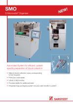 SMO S-Monovette® Organiser - 1