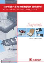 Transport and Mailing Systems - 1