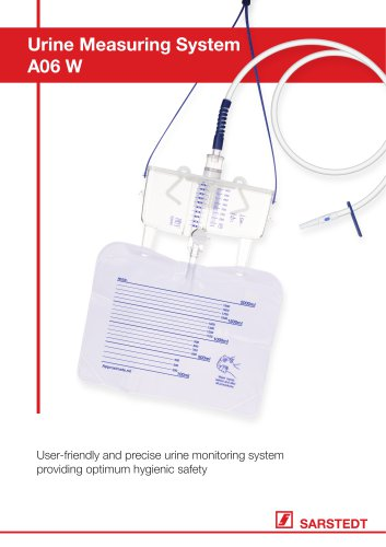 Urine Measuring System A06 W