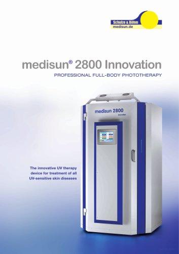 medisun® 2800 Innovation