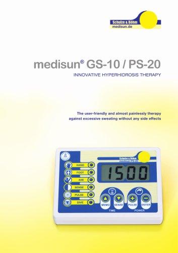 medisun® GS-10 / PS-20