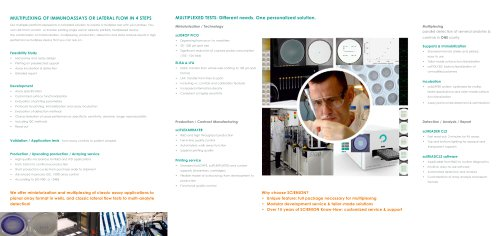 SCIENION Company Brochure