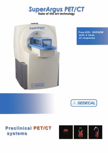 SuperArgus PET / CT