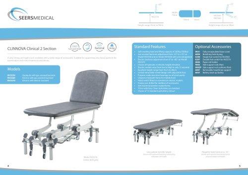 CLINNOVA Clinical 2 Section