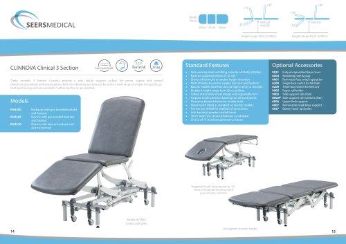 CLINNOVA Clinical 3 Section