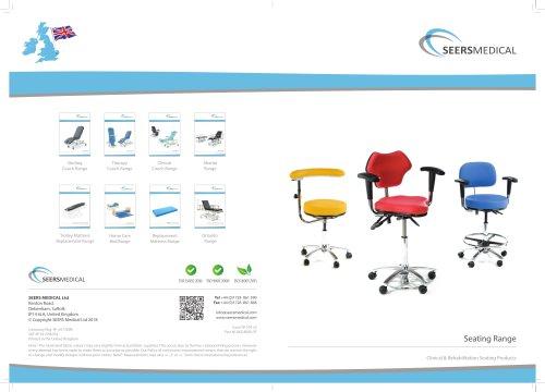 Medical Seating Range