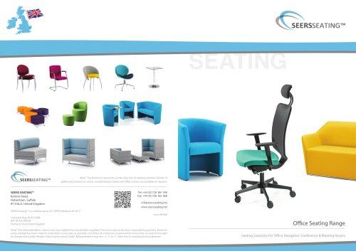 Office Seating Range