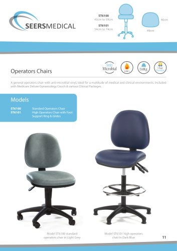 Operators Chairs