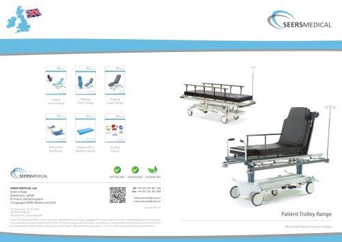 Patient Trolley Range