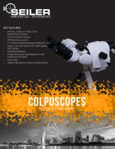 Colposcopes Spec Sheet