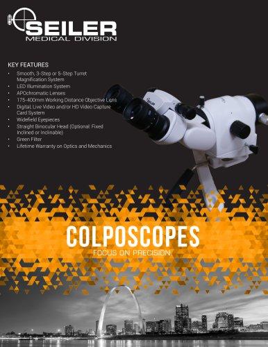 Colposcopes Spec Sheet