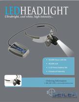 LEDHEADLIGHT Ultrabright, cool white, high intensity