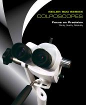 SEILER 900 SERIES COLPOSCOPES