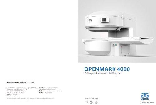 OPENMARK 4000