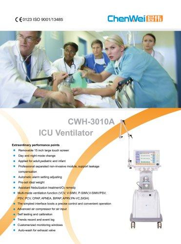 ICU Ventilator CWH-3010A
