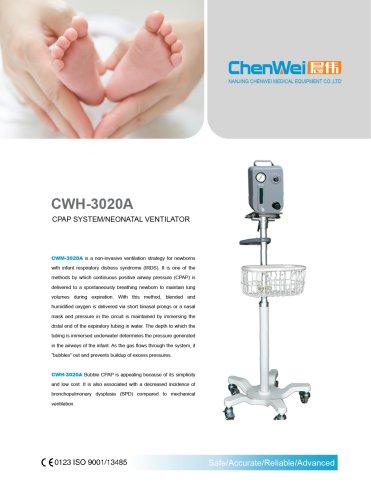 ICU Ventilator CWH-3020A