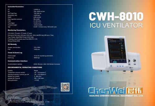 ICU Ventilator CWH-8010