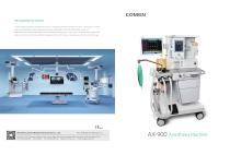 Anesthesia Machine AX-900