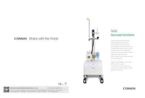 Electronic ventilator NV6