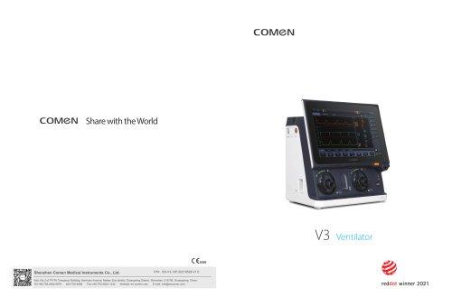 Electronic ventilator V3
