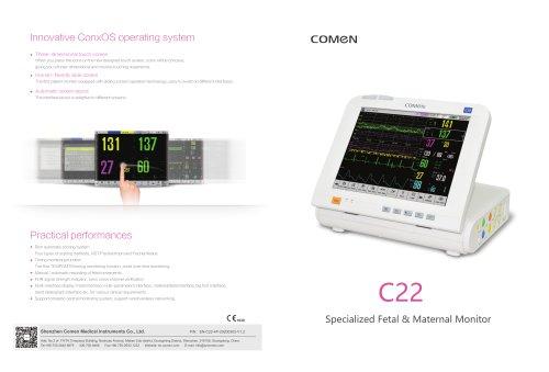 FHR fetal monitor C2 series