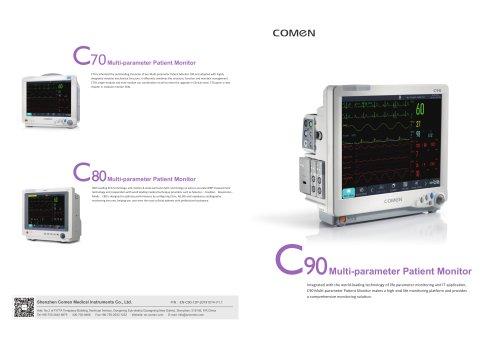 Multi-parameter ECG monitor C series