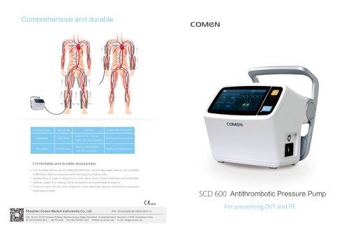 Pressure therapy unit SCD600