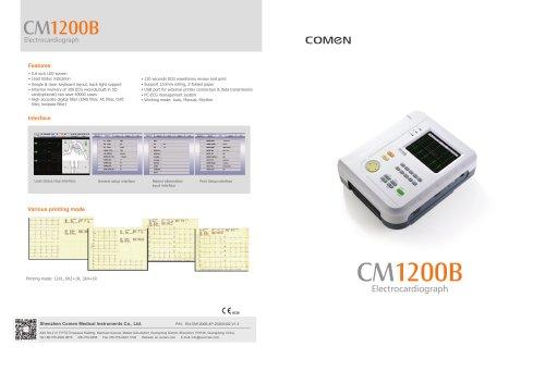 Resting electrocardiograph CM1200B