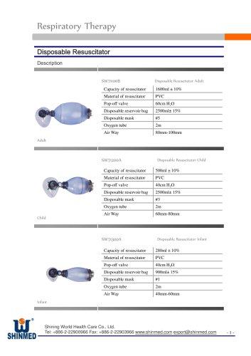 Shinmed Resuscitator