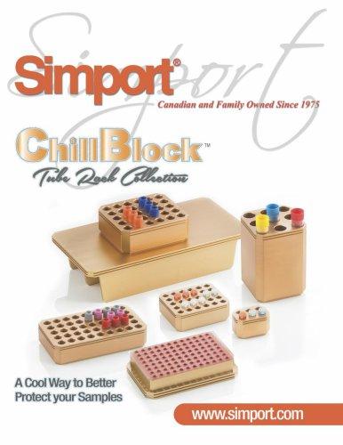 ChillBlock™Tube Rack Collection