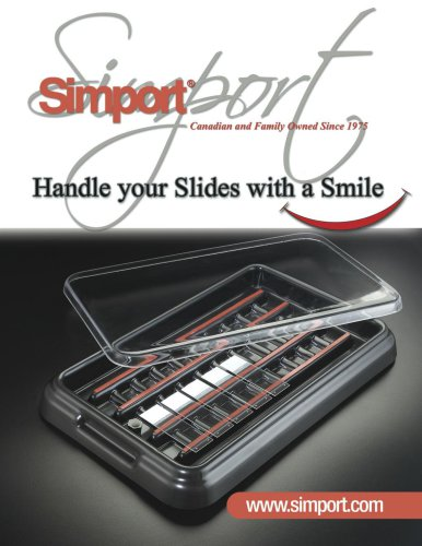 Handle your Slides with a Smile