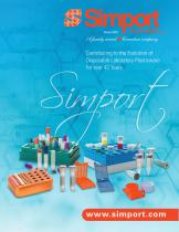 Simport Product Catalogue